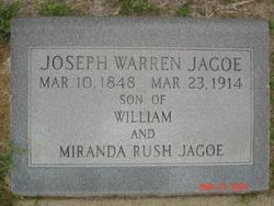 Joseph Warren Jagoe