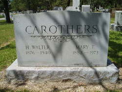 Mary D. Estelle <I>Towell</I> Carothers
