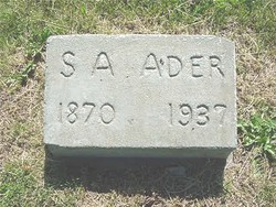 Simeon Anderville Ader
