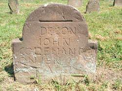 Deacon John Coleman