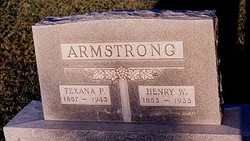 Henry Wesley Armstrong