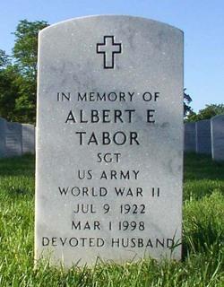 Albert E Tabor