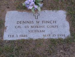 Sgt Dennis W. Finch