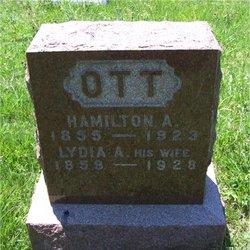 Rev Hamilton A. Ott