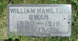 PFC William Hamilton Swan