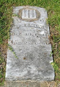 Rev R. E. Melvin