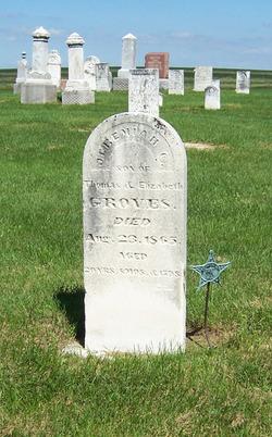 Pvt Jeremiah C Groves