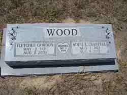"Fletcher Gordon ""Dick"" Wood"