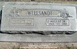 "Elizabeth ""Lizzie"" <I>Seeger</I> Wellsandt"