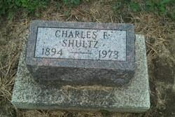 Charles Franklin Shultz