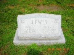 Helen Mildred <I>Gray</I> Lewis