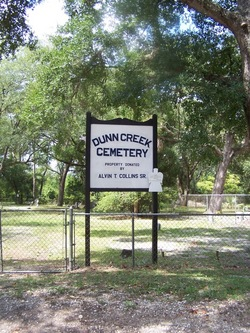 Dunn Creek Cemetery