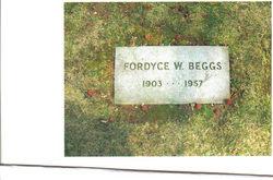 Fordyce Waters Beggs, Sr