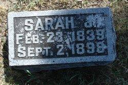 Sarah Jane <I>Frank</I> Estes
