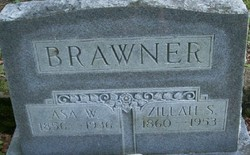 Zillah Bernette <I>Smith</I> Brawner