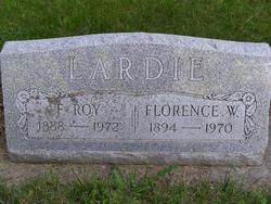Florence I <I>Warren</I> Lardie