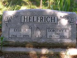 Lyle Herbert Helfrich
