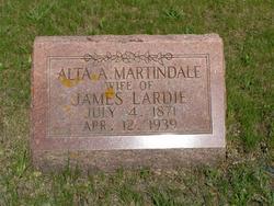 Alta Amy <I>Martindale</I> Lardie