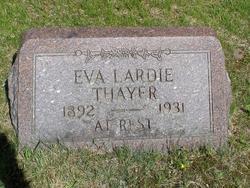 Eva Gladys <I>Lardie</I> Thayer