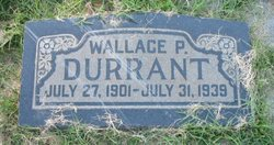 Wallace Peay Durrant