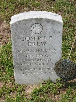 Joseph F. Drew