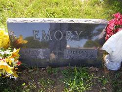 "John Edwin ""Jack"" Emory, Sr"