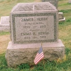 Lieut James Hersh