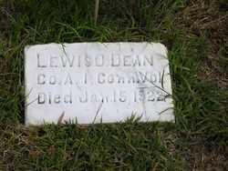 Lewis Orbin Dean