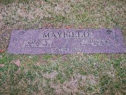 Alma Augusta <I>Haught</I> Mayfield