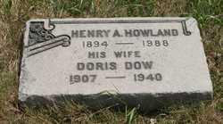 Doris <I>Dow</I> Howland