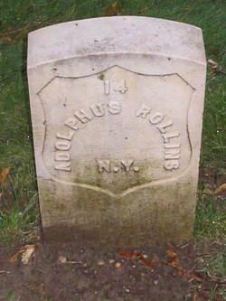 Adolphus Rollins