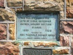 Hickory Bottom Cemetery