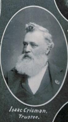 Isaac Crisman