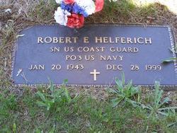 Robert Eugene Helferich
