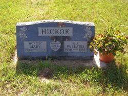 """Willard Glen """"Bill"""" Hickok"""