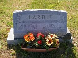 Alberta Sara <I>McManus</I> Lardie