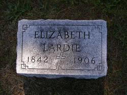 Elizabeth <I>Shearer</I> Lardie