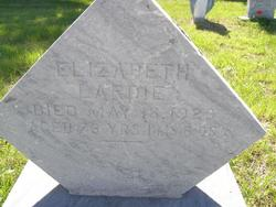 Elizabeth <I>McGarry</I> Lardie