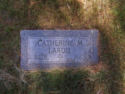 "Catherine May ""Kittie"" <I>Nielson</I> Lardie"