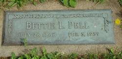 Bettie Levada <I>VanGilder</I> Pell