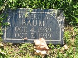 Robert A Baum
