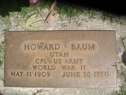 Corp Howard Baum