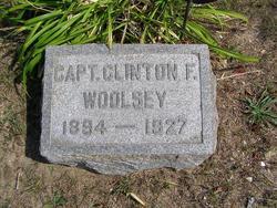 Capt Clinton Fisk Woolsey