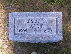 Leslie Joseph Lardie