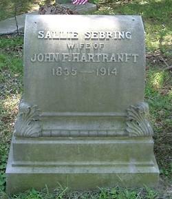 Sallie Douglas <I>Sebring</I> Hartranft