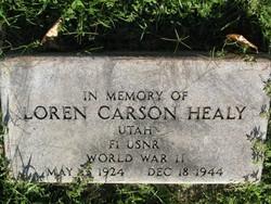 Loren Carson Healy