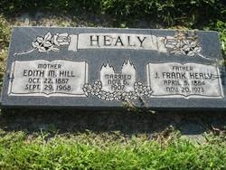 Edith Mary <I>Hill</I> Healy