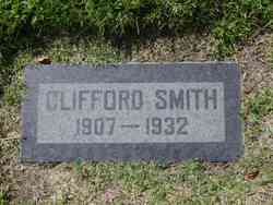 Clifford Melborn Smith