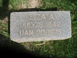 Eliza Anne <I>Allen</I> Baum