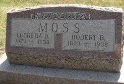 """Robert B """"Bob"""" Moss"""